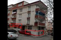 İSTANBUL GAZİOSMANPAŞADA 120 M2 MESKEN