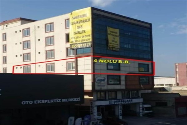 ADANA SEYHANDA 300 M2 İŞYERİ