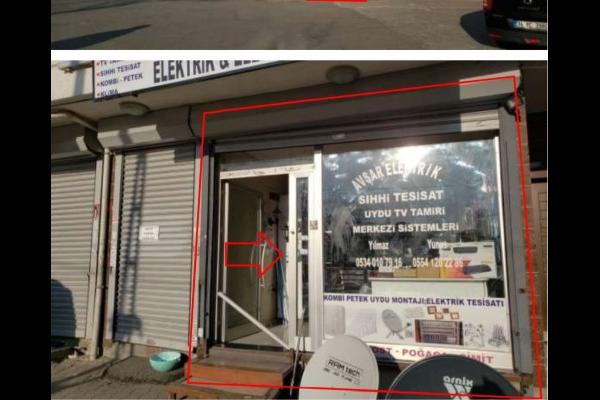 İSTANBUL ESENYURTTA 72 M2 DEPOLU DÜKKAN